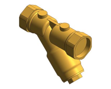 Revit, Bim, Store, Components, MEP, Object, Altecnic, Mechanical, Pipe, Merchant, 125, Series, Autoflow, Flow, Regulators