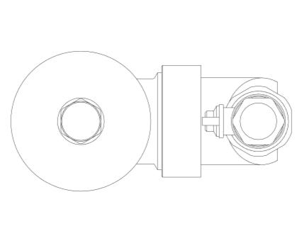 Revit, Bim, Store, Components, MEP, Object, Altecnic, Mechanical, Pipe, Merchant, valve, 5453, series, DirtmagIQ, Prime, air, dirt, separation