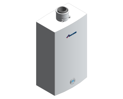 Bim, ,content,object,component,BIM, Store, Revit, bosch, buderus, Worcester,Greenspring,CWi47,water,heater,gas,condensing,instantaneous,wall,mounted,flow