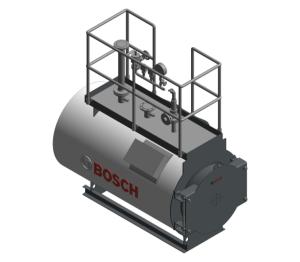 Product: UNIMAT UT-L Steel Hot Water Boiler