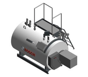 Product: UNIVERSAL Steam Boiler UL-S