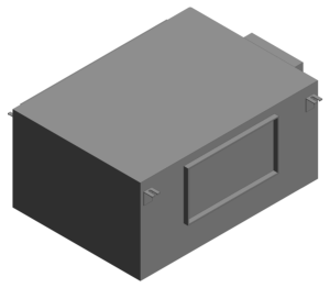 Product: VRF Systems - HPD1D