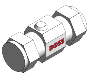 Product: Mini Ball Filter Ball Valve