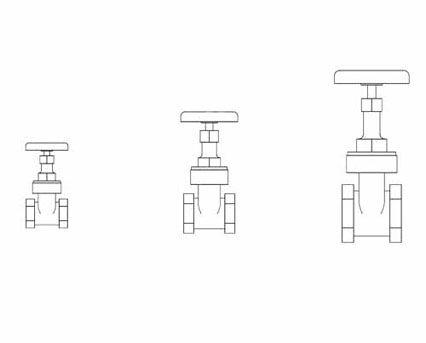 Revit, BIM, Store, Components, Architecture, Object,Free,Download,MEP,Mechanical,Pipe,Crane,Fluid,Systems,Valve,Gate,D151X,Bronze,PN25,