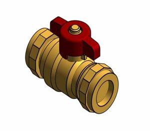 Product: D171CT - Ball Valve