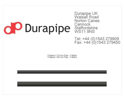 Bim, BIM, Store, Revit, Durapipe, Pipe, Pipes, Fitting, Accessories, Valves, Friaphon, Sound, Insulated, Pipe
