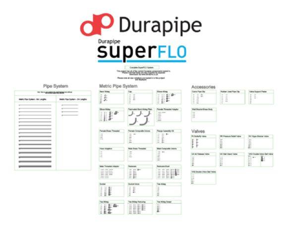 SuperFLO Complete System | bimwarehouse