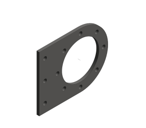 Product: SuperFLO Fitting - Valve Support Plates