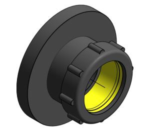Product: Vulcathene Mechanical - Flange - L364 - L40