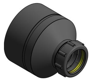 Product: Vulcathene Mechanical - Reducing Coupler - W39