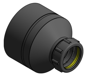 Product: Vulcathene Mechanical - Reducing Coupler - W39