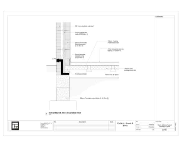 Revit, Bim, Store, Components, Generic, Model, Object, 13, Forterra, Building, Products, Ltd, Beam, Block, BT02, RD09, T008