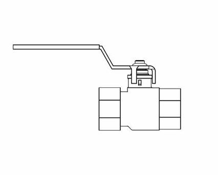 Revit, BIM, Store, Components, Architecture, Object,Free,Download,MEP,Mechanical,Pipe,Hattersley,Valve,Ball,DZR,Hatts,100,threaded,lever,operated