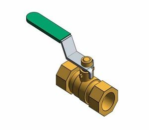 Product: Fig.100C - DZR Ball Valve
