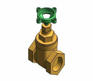 Product: Fig. 30 - Gate Valve - DZR