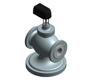 Product: Fig. 306F Pressure Independent Control Valve DN50 - DN150