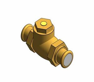 Product: Fig. 47.PF - Press-Fit Check Valve