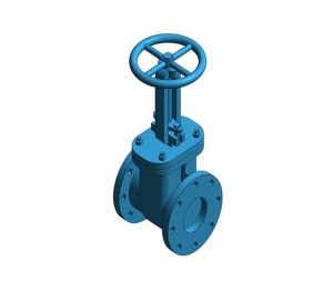 Product: Fig. 504 - Gate Valve - Cast Iron