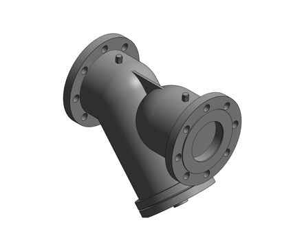 Revit, BIM, Store, Components, Architecture,Object,Free,Download,MEP,Mechanical,Pipe,Hattersley,Valve,Strainer,Hatts,820,cast iron,Y,Type,PN16