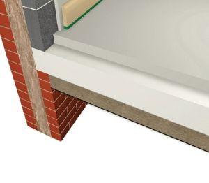 Product: Exposed Concrete Soffit - U-value - 0.21 W/m²K.