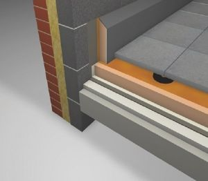 Product: Inverted Roof - U-value - 0.17 W/m²K