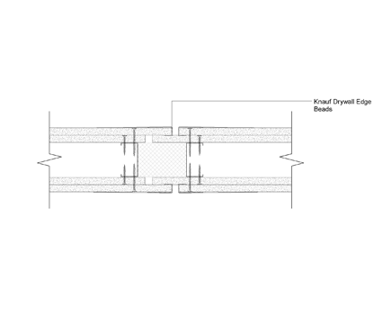 Autodesk, Revit, BIM, Components, Walls, Partitions, Knauf, Drywall Accessories, Drywall Edge Bead, Plasterboard