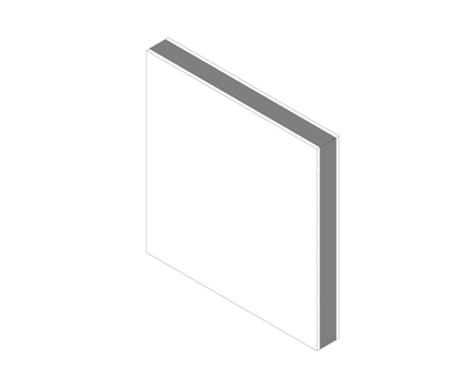 Autodesk, Revit, BIM, Components, Walls, Partitions, Knauf, Metal Sections, Performer, Healthcare, Plasterboard