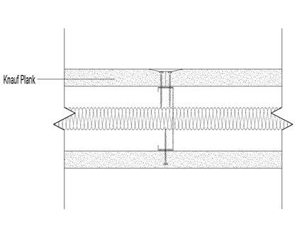 Autodesk, Revit, BIM, Components, Walls, Partitions, Knauf, Metal Sections, Plank, Plasterboard