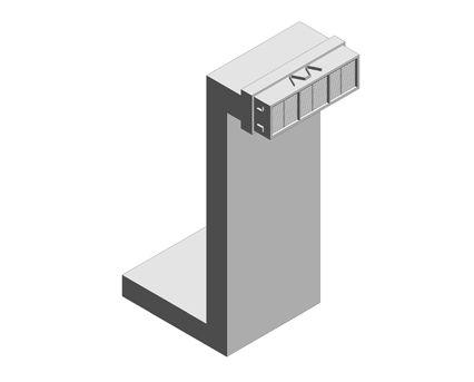 Bim,content, object, component, BIM, Store, Revit,Access, Panels, Manthorpe Building products, G965