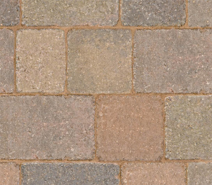 Product: Tegula Concrete Sett Paving