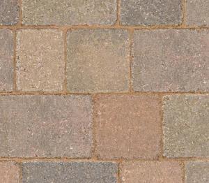 Product: Tegula Concrete Sett Paving