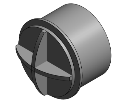 BIM, Content, Object, Component, bimstore, Autodesk, Revit, library, MEP, System, Acrylonitrile, butadiene, styrene, Nominal Diameter, 32, 40, 50, Polypipe, ABS, Screwed, Access, Plug