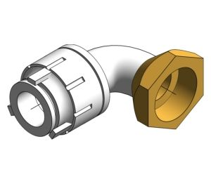 Product: PolyFit Bent Tap Connector