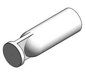 Product: PolyFit Spigot Blank Ends