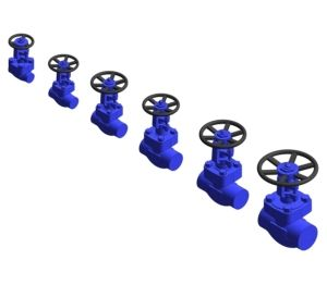 Product: Bellows Sealed Stop Valve A3S & A3SS