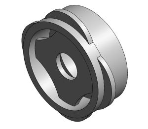 Product: DCV3LT Disc Check Valve