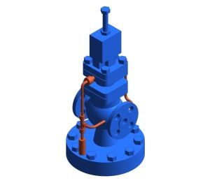 Product: Pressure Reducing Valve (DP143G)