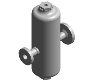 Product: S5 Carbon Steel Separator