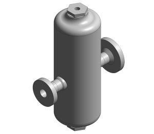 Product: S6 Austenitic Stainless Steel Separator