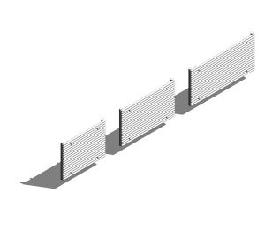 Product: Caliente Horizontal - Single