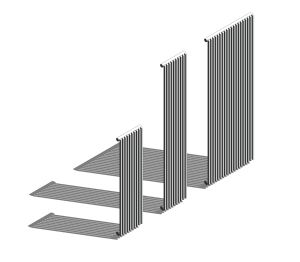 Product: Caliente Vertical - Single