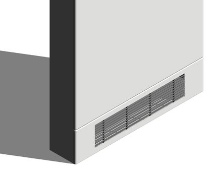 Revit, BIM, Download, Free, Components, object, objects, Stelrad, radiator, heating, mechanical, LST,Plus, range, equipment, radiators, space, safe, safety, Vertical
