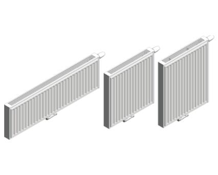 Revit, BIM, Download, Free, Components, object, objects, Stelrad, radiator, heating, mechanical, radical, range, equipment, radiators,TRV