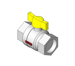 Product: Tee Ball Valves - 966SYT