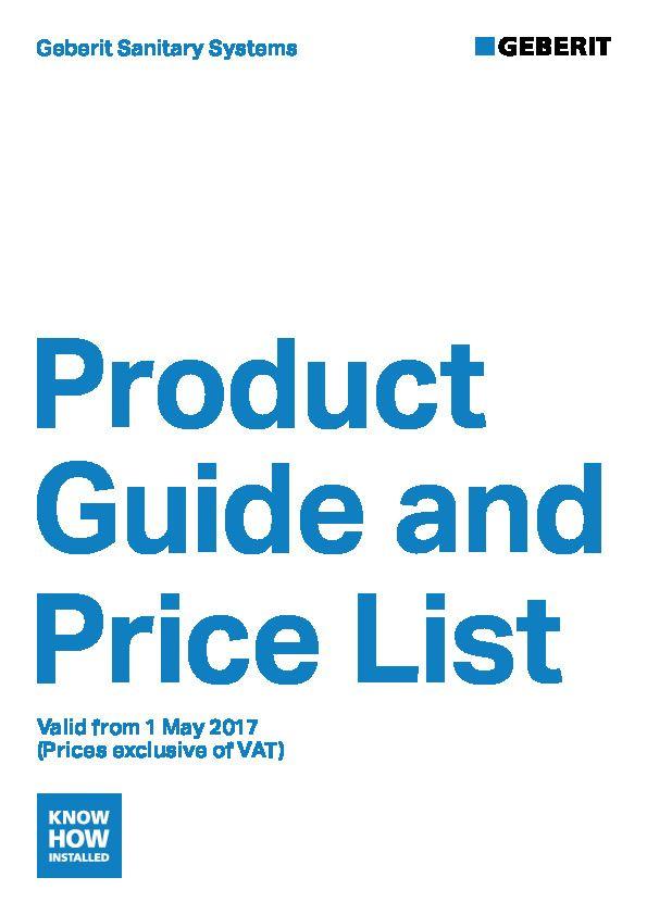 Product Literature