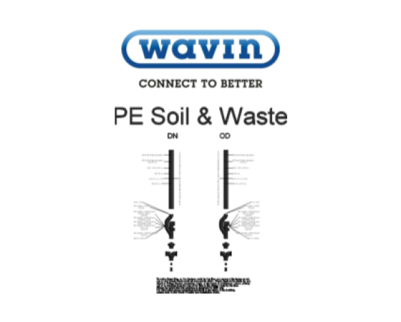 bimwarehouse - Wavin - PE Soil and Waste