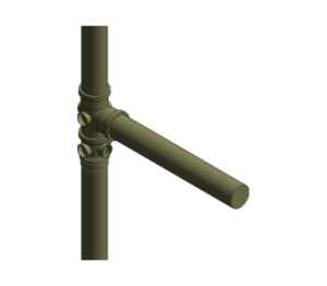 Product: PVC-U Push-Fit Compact Soil